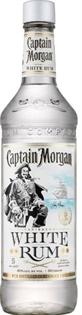 Captain Morgan Rum Caribbean White 750ml